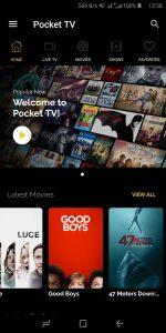 Pocket TV (MOD APK, AD-Free) v3.3 1