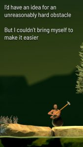 Getting Over It with Bennett Foddy (MOD, Paid) v1.9.3 5