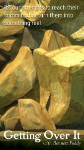 Getting Over It with Bennett Foddy (MOD, Paid) v1.9.3 2