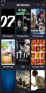 CineFlix v8 3