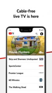 YouTube TV – Watch & Record Live TV (MOD,Ad-Free) v4.28.3 1