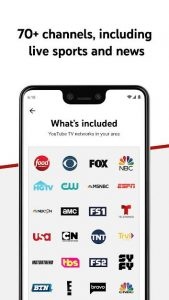 YouTube TV – Watch & Record Live TV (MOD,Ad-Free) v4.28.3 2