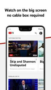 YouTube TV – Watch & Record Live TV (MOD,Ad-Free) v4.28.3 3