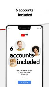 YouTube TV – Watch & Record Live TV (MOD,Ad-Free) v4.28.3 5
