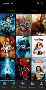 CineHub – Watch Free Movies and TV Shows (MOD) v2.2.4 3