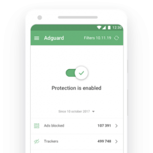 Adguard : Block Ads Without Root [Mod][Premium] v3.3.230 1