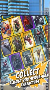 MARVEL Spider-Man Unlimited (MOD, free shopping) v4.6.0c 4