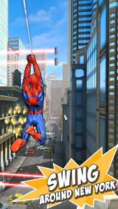 MARVEL Spider-Man Unlimited (MOD, free shopping) v4.6.0c 5