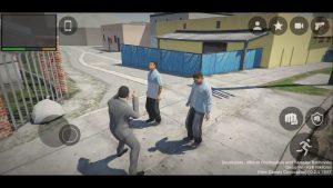 Grand Theft Auto V  Android – GTA 5 v0.2.1 2