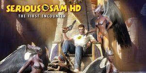 Serious Sam: TFE + TSE (MOD, Ported From PC) v1.04.11 1