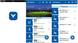 Live Sports (MOD, AD-Free) v1.1 1