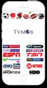 TvMob (MOD APK, AD-Free) v1.1 1