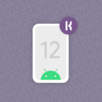 Android 12 U for kwgt mod apk